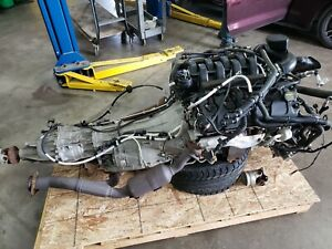 2015 F150 5 0 Coyote Engine 6r80 4x4 Automatic Transmission Stock 32v 39k Miles