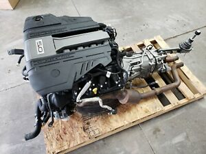 2018 Mustang 5 0 Coyote Engine Mt82 Drivetrain Manual Transmission 24k Miles