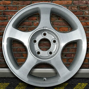 16 Silver Wheel For 2000 2004 Ford Mustang By Revolve