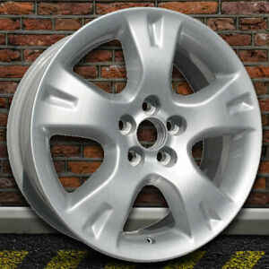 16 Silver Wheel For 2003 2008 Toyota Matrix By Revolve