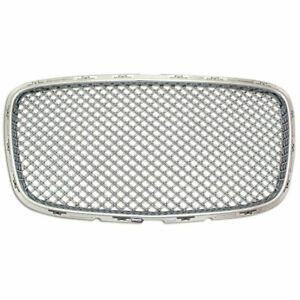 Replacement Grille Fits 2015 2016 Chrysler 300 Chrome Bentley Style Premium Fx