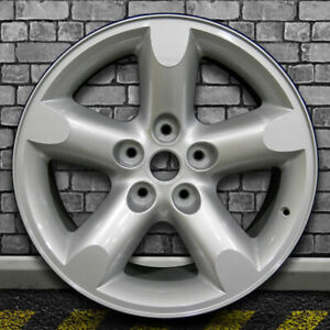 Sparkle Silver Full Face Oem Factory Wheel For 2006 2008 Dodge Ram 1500 20x9