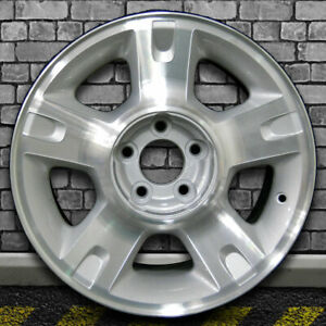 Sparkle Silver Oem Factory Wheel For 2001 2005 Ford Explorer Sport Trac 16x7