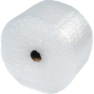 50 Ft Sealed Air Bubble Wrap Roll 1 2 034 12 034 Wide Perforated Every 12