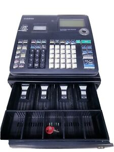 Casio Pcr t470 Electronic Cash Register W function Key