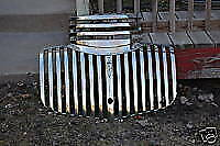 1941 1946 Chevrolet Pickup And Big Truck Non Plated Grill New Flash Sale