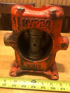 Hypro Twin Piston Pump 5800 Cast Iron Metal