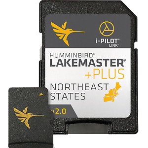 Humminbird Lakemaster+ Maps  Northeast  V2