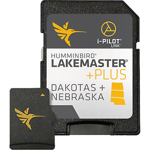 Humminbird Lakemaster+ Maps  Dakotas/Nebraska V2