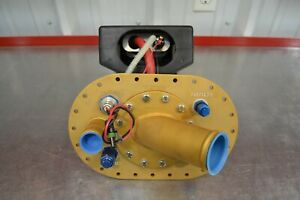 Atl Fuel Cell Top Plate Tf525 And Cfd 650 Surge Tank With Cfd 104 Fuel Pump Ta2