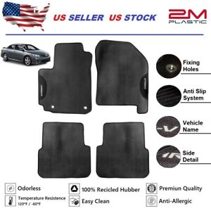 Floor Mat Rubber For Toyota Corolla 2009 2013 Custom Model 2mplastic