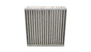 Vibrant Vertical Flow Intercooler Core 12in W X 12in H X 3 5in Thick
