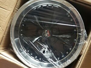 17x10 5 Mustang Bullet Style Deep Dish W Rivets Discontinued Hard To Find Rare