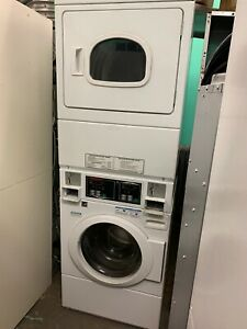 Speed Queen Washer Dryer Combo Stet77wn Refurbished