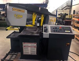 13 X 18 Hyd mech Horizontal Band Saw
