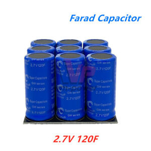 13 3f 24v 2 7v 120f Super Capacitor Farad Capacitor protection Board Module Set