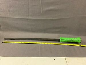 Snap On Tools 24 Green Striking Prybar Spbs24a