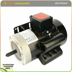 2 Hp Universal Electric Motor 56c Frame 3450 Rpm 5 8 shaft Diameter Cw ccw