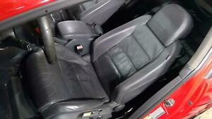 06 09 Vw Gti 2 Door Driver Left Front Power Leather Seat Anthracite