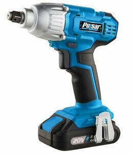 Pulsar 20v Cordless Lithium ion Impact Wrench Pt28220