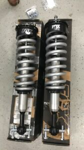 14 20 F150 Fox 2 0 Front Coil Overs