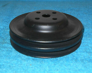 1964 1968 Ford Mustang Falcon Fairlane Comet 170 200 P S T E Water Pump Pulley