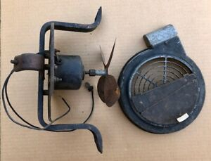 Triumph Tr3 Smiths Heater Used Parts Lot