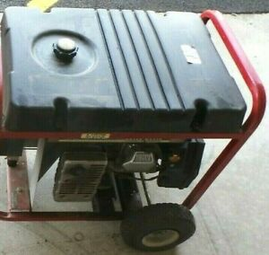 Generac 7000 Exl 7000 Watt Portable Ac Generator Electric Start 110447 1 Ccc 2