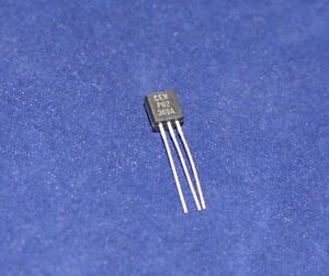 New Authentic 100pcs Central Semiconductor Pn2369a Transistor To 92