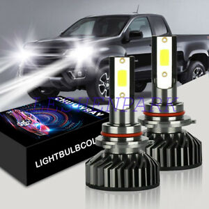 9006 Led Headlight Hb4 Conversion Kit 6500k Fit For Jeep Grand Cherokee1999 2004