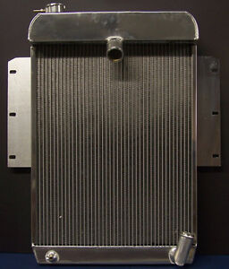 48 49 50 51 52 53 Dodge Pickup Panel Truck Stock 6 Cyl Engine Radiator