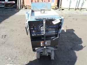 Miller Ac dc Cc Welder Single Phase 200 230 460 Dialarc 250