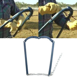 Chain Strainer Cattle Barn Farm Fence Stretcher Tensioner Repair Barbed Wire New