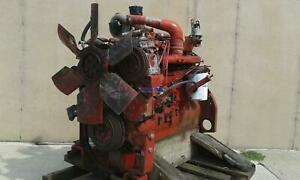 International Dt436 Complete Engine Good Runner