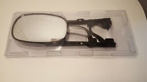 Deluxe Xl Universal Clip on Trailer Towing Mirror one