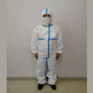 Isolation Clothing Protective Suits Safety Coveralls Overalls Suit Size Xl