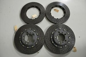 Porsche 911 997 Gt3 Rs Gt2 Ceramic Brake Rotors Pccbs