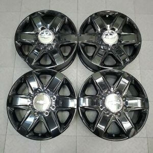 96486 2020 Chevy Silverado 2500 3500 Hd 20 Oem Wheels Powdercoated 84310403