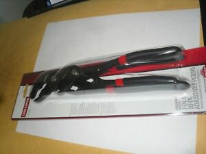 Craftsman 45433 7 10 Ergonomic Adjustable Pliers Germany New