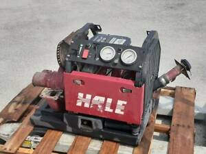 Hale Portable Supply Water Fire Fighter Pump Hpx 300 Local Pick up