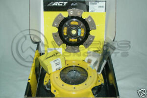 Act Clutch Kit Hdg6 For Mazda Rx 7 Rx7 86 92 Turbo Fc3s