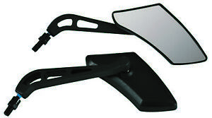 Kimpex ATV Mirror Universal Black Left & Right Sold by Pair