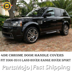 Chrome Door Handle Covers For Land Rover Range Rover Sport 2006 07 08 2009 2010