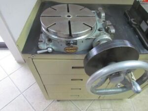 Moore 11 H v Rotary Table used For Azimuth Control Setting I 788
