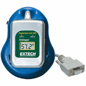 Extech 42275 Temperature And Humidity Data Logger Kit