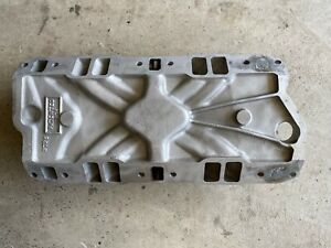 Edelbrock Torker Intake Manifold Small Block Chevy