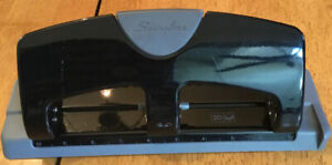 Swingline Smarttouch 3 hole Punch Hole Punches