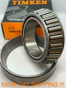 Timken Made In Usasingle Row Tapered Roller Bearing 3984 3920 Same Day Shipping
