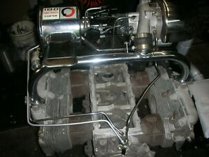 Corvair 1966 Turbo Carb Fully Rebuilt Complete Gm Parts Cross Over Intake