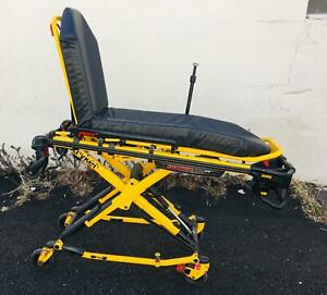 Stryker Power Pro Xt 700 Lbs Capacity Ambulance Cot Stretcher Ems Ferno Electric